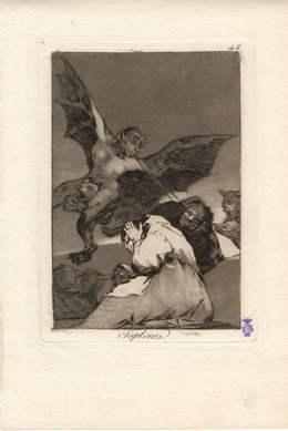 goya essay los caprichos 'the sleep of reason produces monsters' in goya's 'los caprichos' - sandra kuberski - essay - art - history of art - publish your bachelor's or master's thesis, dissertation, term paper or essay.